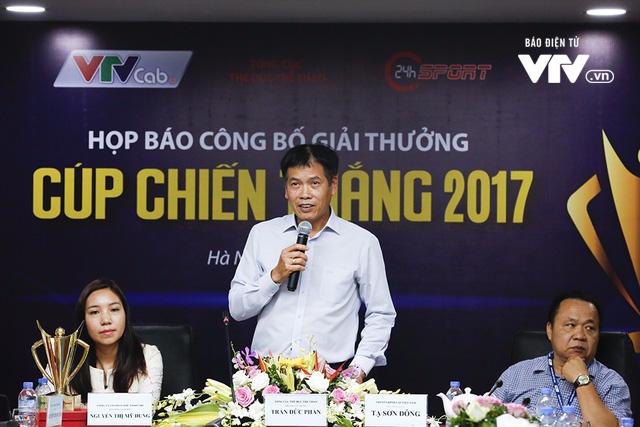 Cúp Chiến thắng 2017: Oscar của thể thao Việt Nam làm khó BGK - Ảnh 3.