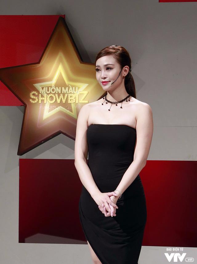 MC Thùy Linh tự nhận là cô nàng bánh bèo của Muôn màu Showbiz - Ảnh 8.