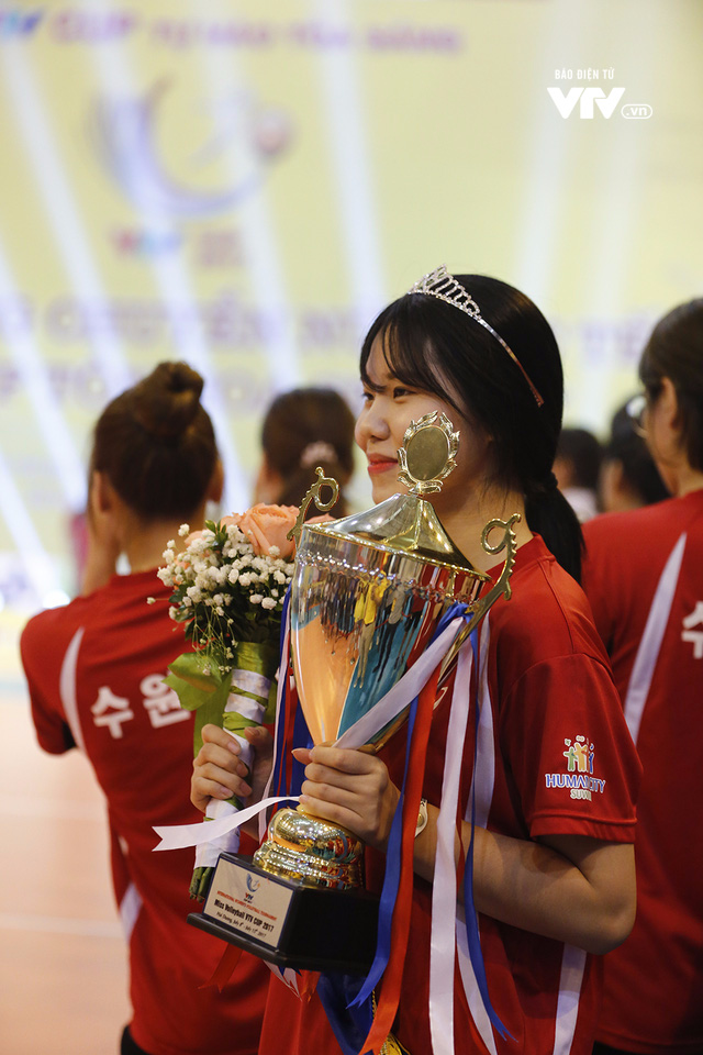 Vẻ đẹp Hàn Quốc không tỳ vết của Miss VTV Cup 2017 - Ảnh 3.