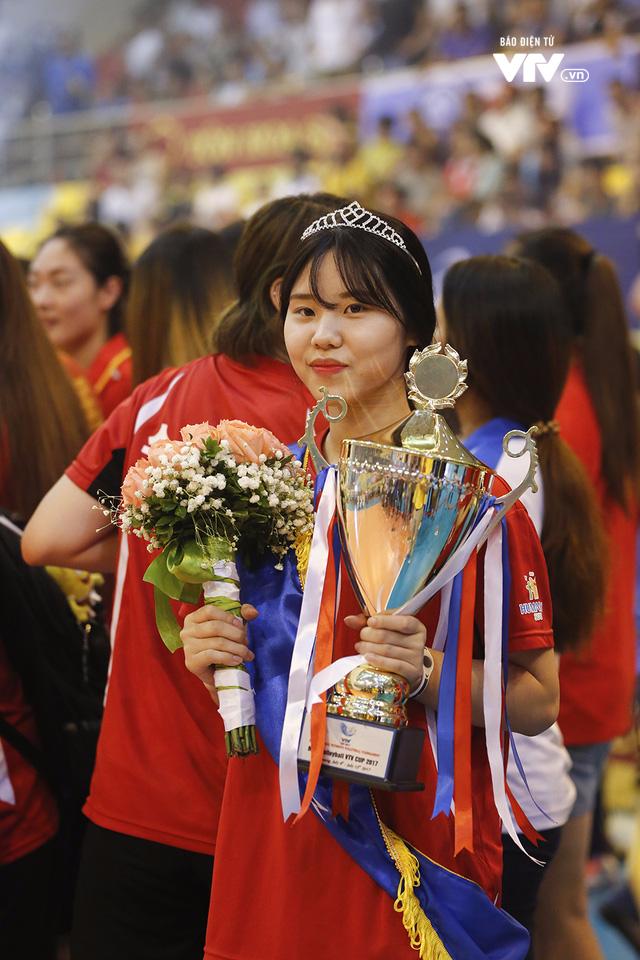 Vẻ đẹp Hàn Quốc không tỳ vết của Miss VTV Cup 2017 - Ảnh 2.
