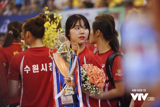 Vẻ đẹp Hàn Quốc không tỳ vết của Miss VTV Cup 2017 - Ảnh 1.