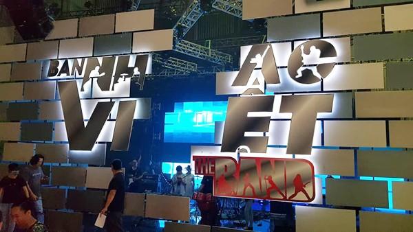 Ban nhạc Việt - Chương trình truyền hình thực tế đầu tiên dành cho ban nhạc chuẩn bị lên sóng VTV - Ảnh 2.