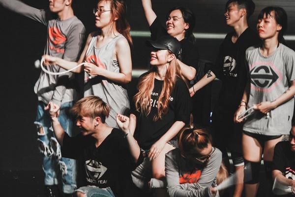 Nhóm Tronie - MiA - Kẻ kiệt sức, người cãi nhau trước trận đối đầu The Remix - Ảnh 4.