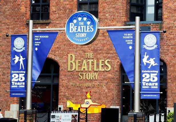 Di sản của nhóm nhạc The Beatles - Nguồn thu lớn của Liverpool, Anh - Ảnh 2.