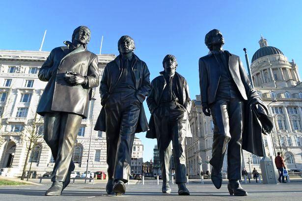 Di sản của nhóm nhạc The Beatles - Nguồn thu lớn của Liverpool, Anh - Ảnh 1.