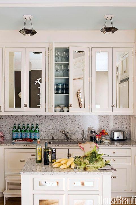 Những ý tưởng không thể bỏ qua cho gian bếp nhỏ hẹp - Ảnh 10.