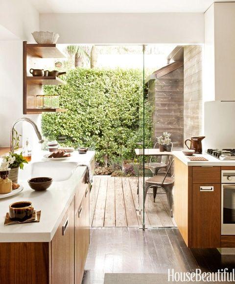Những ý tưởng không thể bỏ qua cho gian bếp nhỏ hẹp - Ảnh 11.