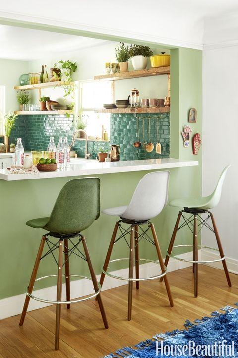 Những ý tưởng không thể bỏ qua cho gian bếp nhỏ hẹp - Ảnh 3.