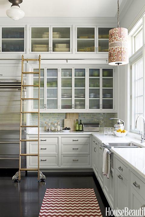 Những ý tưởng không thể bỏ qua cho gian bếp nhỏ hẹp - Ảnh 4.