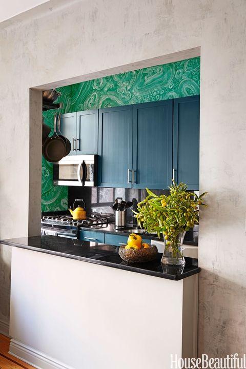 Những ý tưởng không thể bỏ qua cho gian bếp nhỏ hẹp - Ảnh 5.