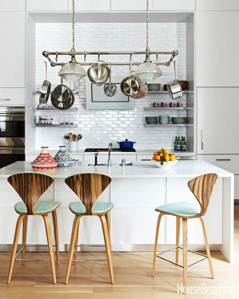 Những ý tưởng không thể bỏ qua cho gian bếp nhỏ hẹp - Ảnh 6.