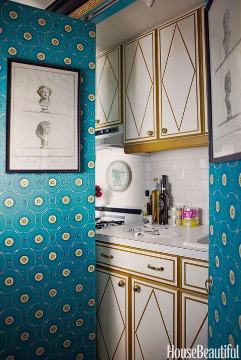 Những ý tưởng không thể bỏ qua cho gian bếp nhỏ hẹp - Ảnh 8.