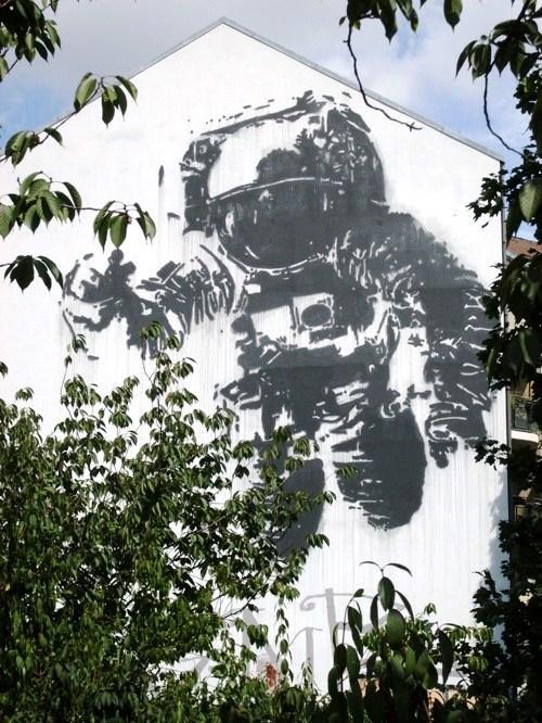Triển lãm nghệ thuật đường phố tại Đức - Ảnh 5.