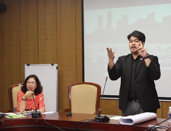 VTV tổ chức Hội thảo về Biến đổi khí hậu và quản lý rủi ro thiên tai - Ảnh 1.