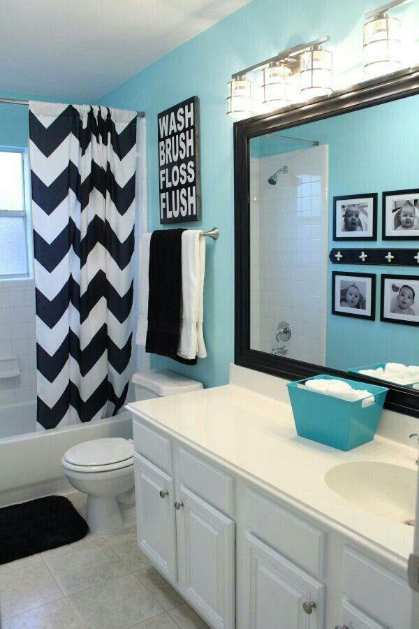 Thích thú với những mẫu phòng tắm ngập sắc màu - Ảnh 2.