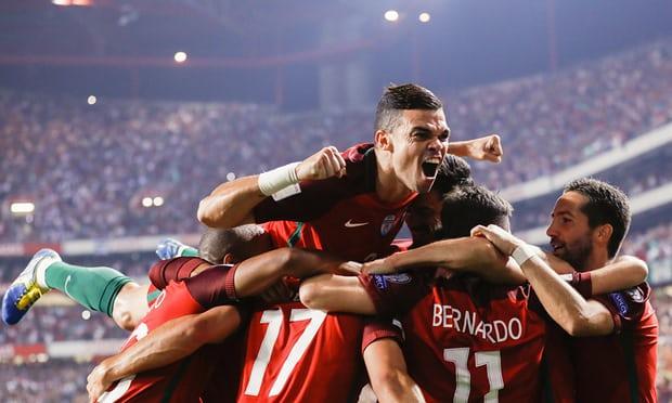 Kết quả bóng đá quốc tế rạng sáng 11/10: ĐT Bồ Đào Nha vào thẳng VCK, ĐT Hà Lan làm khán giả tại World Cup 2018 - Ảnh 8.