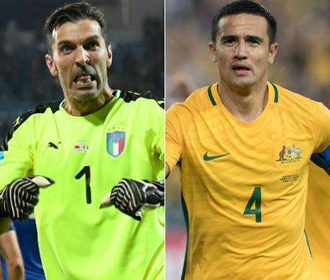 Lịch thi đấu vòng bảng và play-off World Cup 2018: Tấm vé cuối cho Italia, Australia? - Ảnh 1.