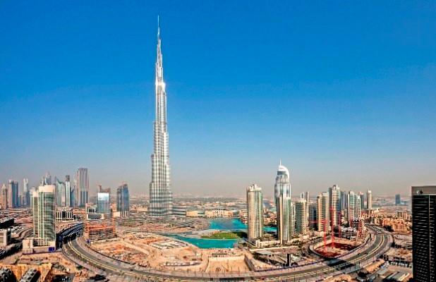 Chiêm ngưỡng những tòa nhà chọc trời cao nhất thế giới - Ảnh 1.
