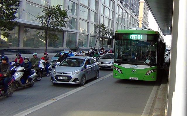 Xe bus nhanh BRT: Thành công hay thất bại? - Ảnh 1.