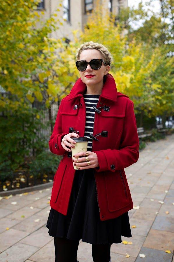 Gam màu đỏ nổi bật cho trang phục ngày Tết - Ảnh 6.