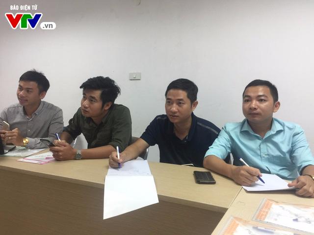 Đài THVN khai giảng lớp Sản xuất clip bằng điện thoại di động cấp độ 2 cho phóng viên - Ảnh 7.