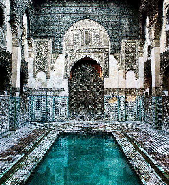 Vẻ đẹp huyền ảo của Morocco qua từng khung hình - Ảnh 8.