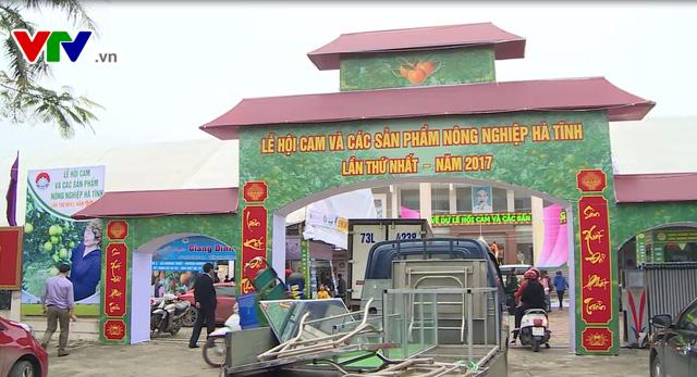 Họp báo Lễ hội Cam và các sản phẩm nông nghiệp Hà Tĩnh - Ảnh 2.