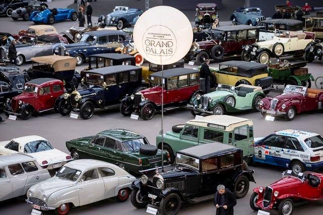Bộ sưu tập xe cổ tại Pháp - Ảnh 6.