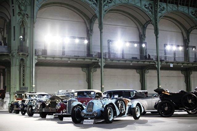 Bộ sưu tập xe cổ tại Pháp - Ảnh 11.