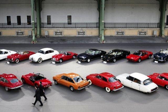 Bộ sưu tập xe cổ tại Pháp - Ảnh 15.