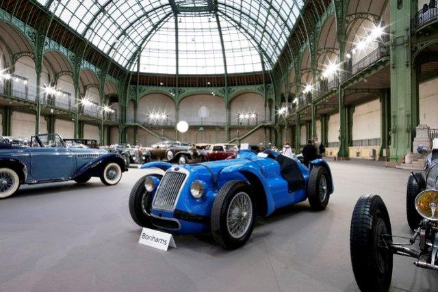 Bộ sưu tập xe cổ tại Pháp - Ảnh 12.