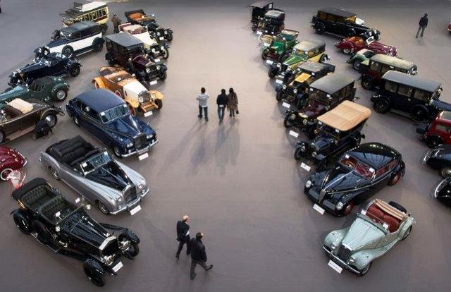 Bộ sưu tập xe cổ tại Pháp - Ảnh 4.