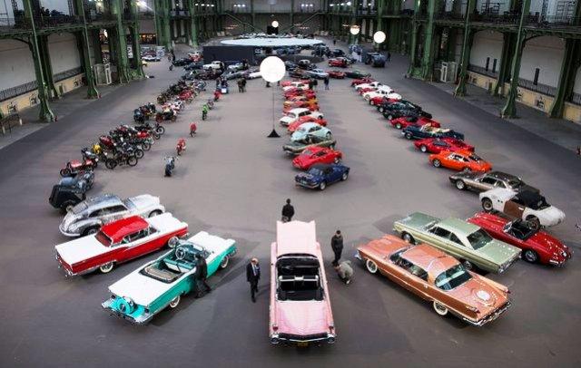 Bộ sưu tập xe cổ tại Pháp - Ảnh 2.