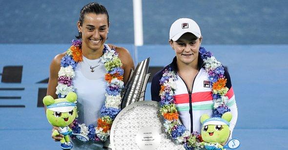 Caroline Garcia vô địch giải quần vợt Vũ Hán mở rộng 2017 - Ảnh 2.