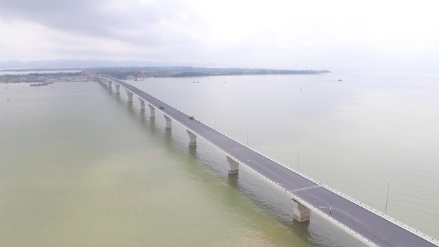 Ngày 14/5, thông xe kỹ thuật cầu vượt biển Tân Vũ - Lạch Huyện - Ảnh 6.