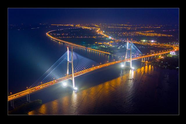 Việt Nam đẹp ngỡ ngàng khi nhìn từ trên cao - Ảnh 6.