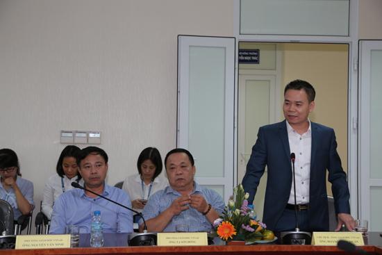 Trường Cao đẳng Truyền hình ký kết thỏa thuận hợp tác với VTVcab - Ảnh 1.