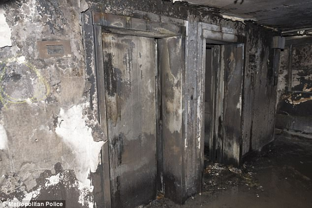 Công bố video bên trong tòa chung cư cháy đen ở Anh - ảnh 4