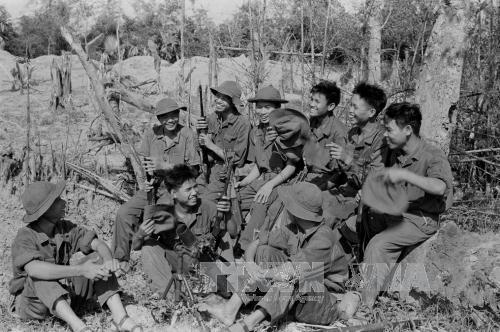 Gặp mặt truyền thống Hội Chiến sỹ Thành cổ Quảng Trị - Ảnh 1.