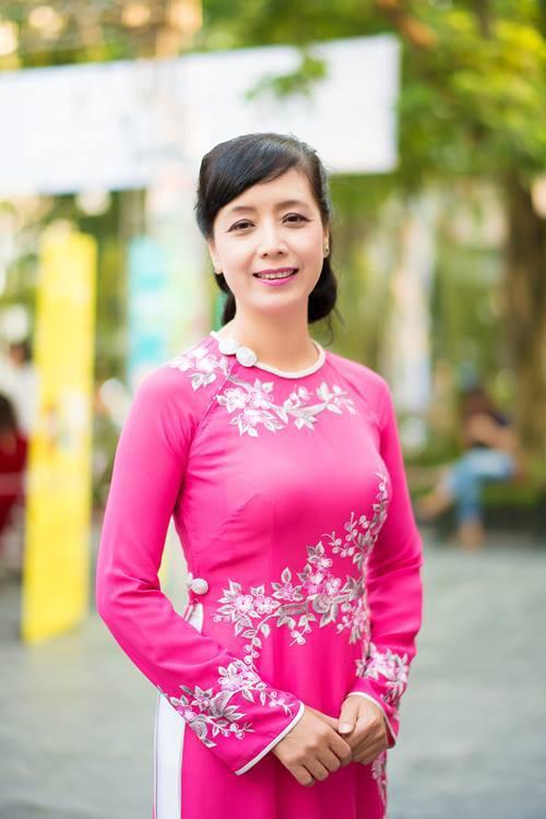 NSƯT Chiều Xuân tiết lộ lý do thích diện áo dài trong các sự kiện lớn - Ảnh 5.