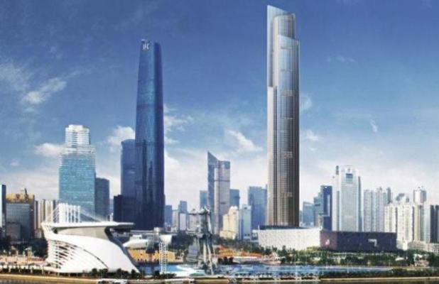 Chiêm ngưỡng những tòa nhà chọc trời cao nhất thế giới - Ảnh 8.