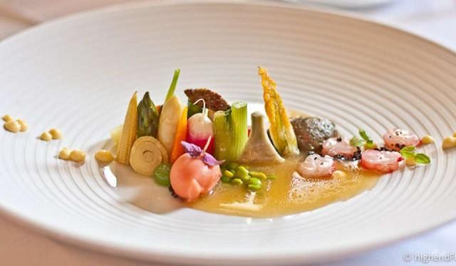 Độc đáo nghệ thuật kết hợp ẩm thực Pháp - Nhật Bản - ảnh 2