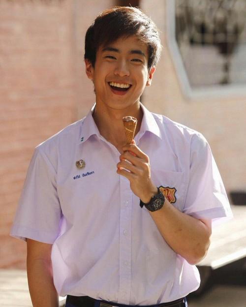 Mỹ nam Thiên tài bất hảo hóa ra là gương mặt thân quen của truyền hình Thái Lan - Ảnh 3.