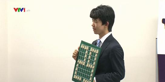 Kỳ thủ cờ shogi lập kỷ lục 29 trận thắng liên tiếp