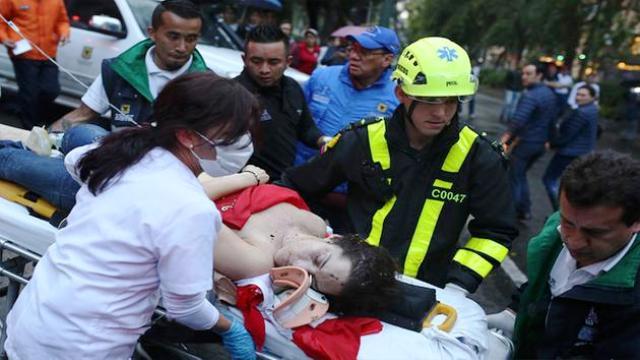 Colombia triệu tập hội đồng an ninh quốc gia sau vụ đánh bom - Ảnh 1.