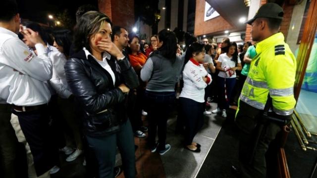 Colombia triệu tập hội đồng an ninh quốc gia sau vụ đánh bom - Ảnh 3.