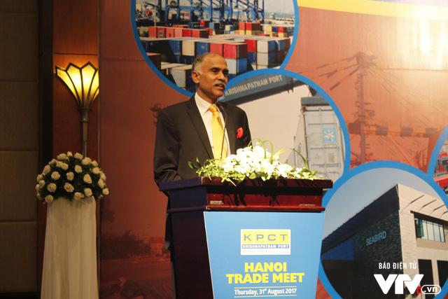 Tăng cường giao thương trong lĩnh vực hàng hải giữa Việt Nam và Ấn Độ - Ảnh 1.