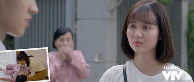 Ngược chiều nước mắt - Tập 30: Biết sự thật về cái thai của Trang (Huyền Lizzie), bà Lâm (NSND Lan Hương) sốc đến ngất xỉu - Ảnh 1.