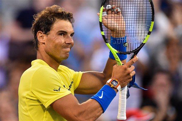 Vòng 3 Rogers Cup: Nadal thua sốc tài năng trẻ 18 tuổi - Ảnh 2.