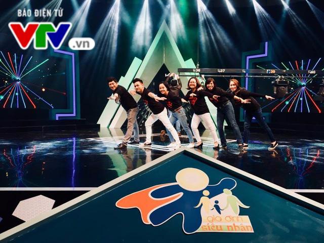 Gameshow Gia đình siêu nhân (21h15, Chủ nhật, 07/01/2018 trên VTV8) - Ảnh 6.